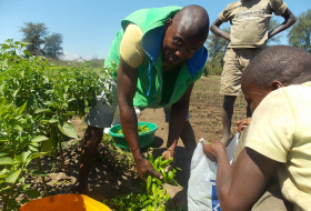 HUMANA People to People Worldwide - Agriculture and Rural Development