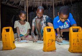 HUMANA People to People Worldwide - Solar Energy Green Actions
